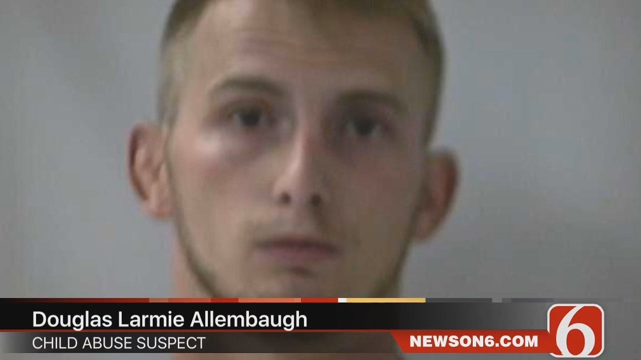 Tess Maune: Cleveland Man Accused Of Abusing 7-Month-Old Daughter