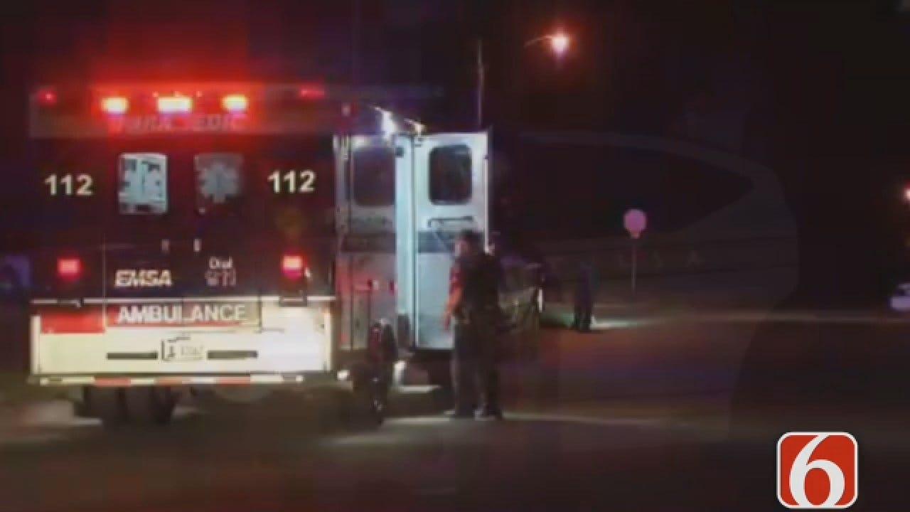 Dave Davis Says Tulsa Police Investigate Stabbing