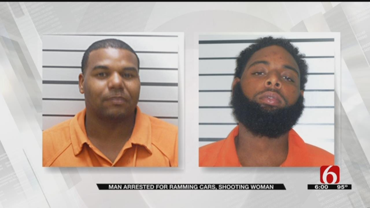 Muskogee Man Arrested In Road Rage-Related Shooting