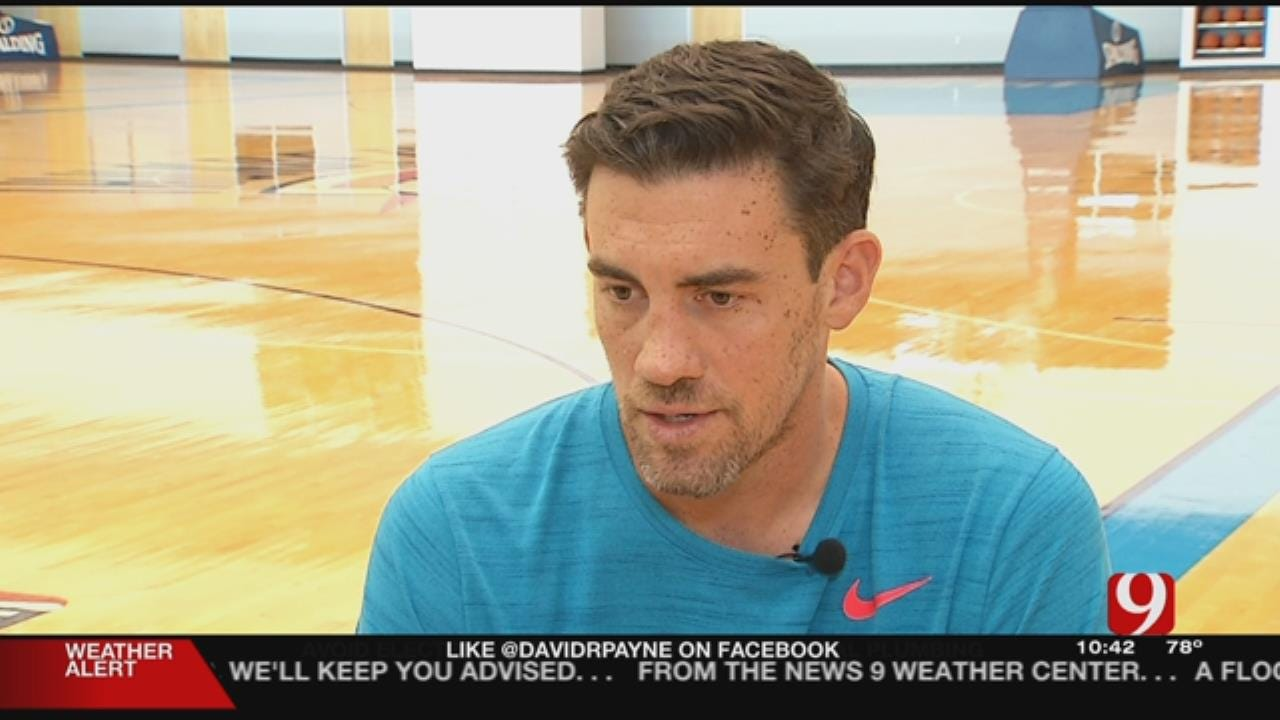Thunder Re-signs Nick Collison To 1-Year Deal