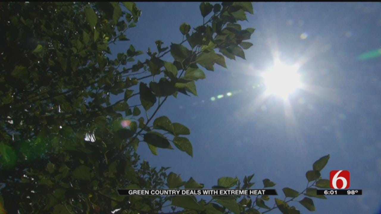 Green Country Residents Find Ways To Beat The Heat