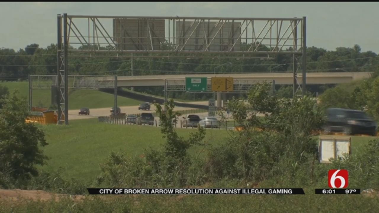 BA City Leaders Hope To Meet With New Grill Owners To Address Illegal Gaming Concerns