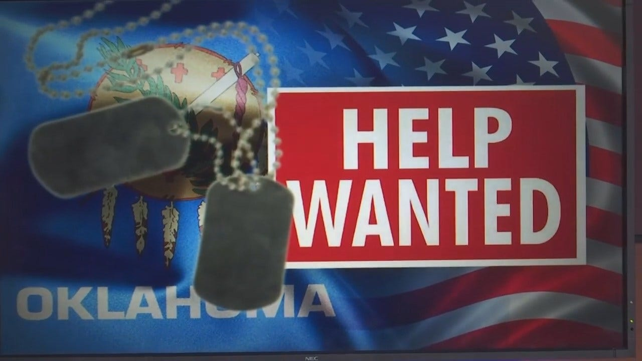 Help For Unemployed Oklahoma Veterans