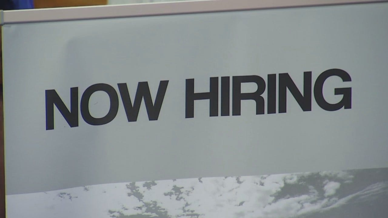 Job Fairs Help Connect Oklahomans With Hiring Employers