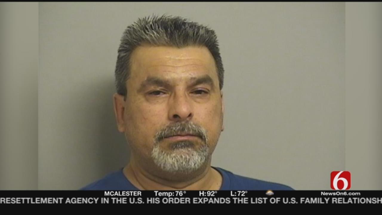Tulsa Police Arrest Man After Brief Chase On Riverside