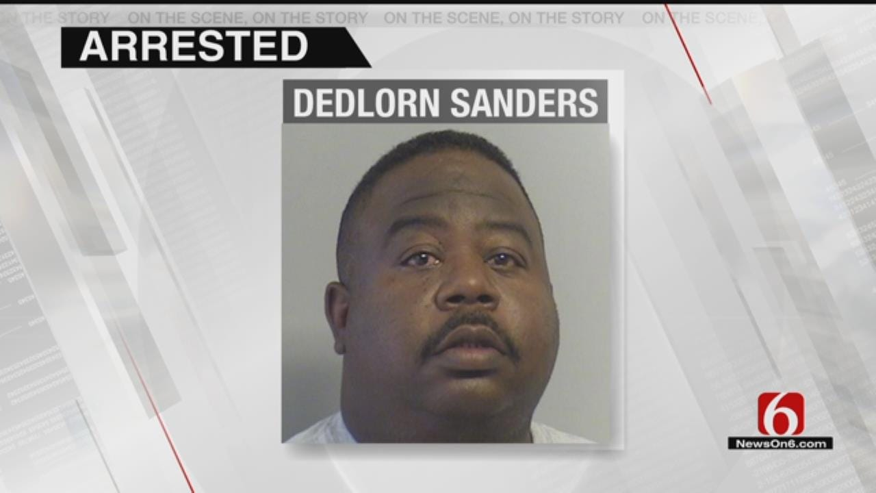 Tulsa Sergeant Turns Self In After He's Charged With Assaulting Officer