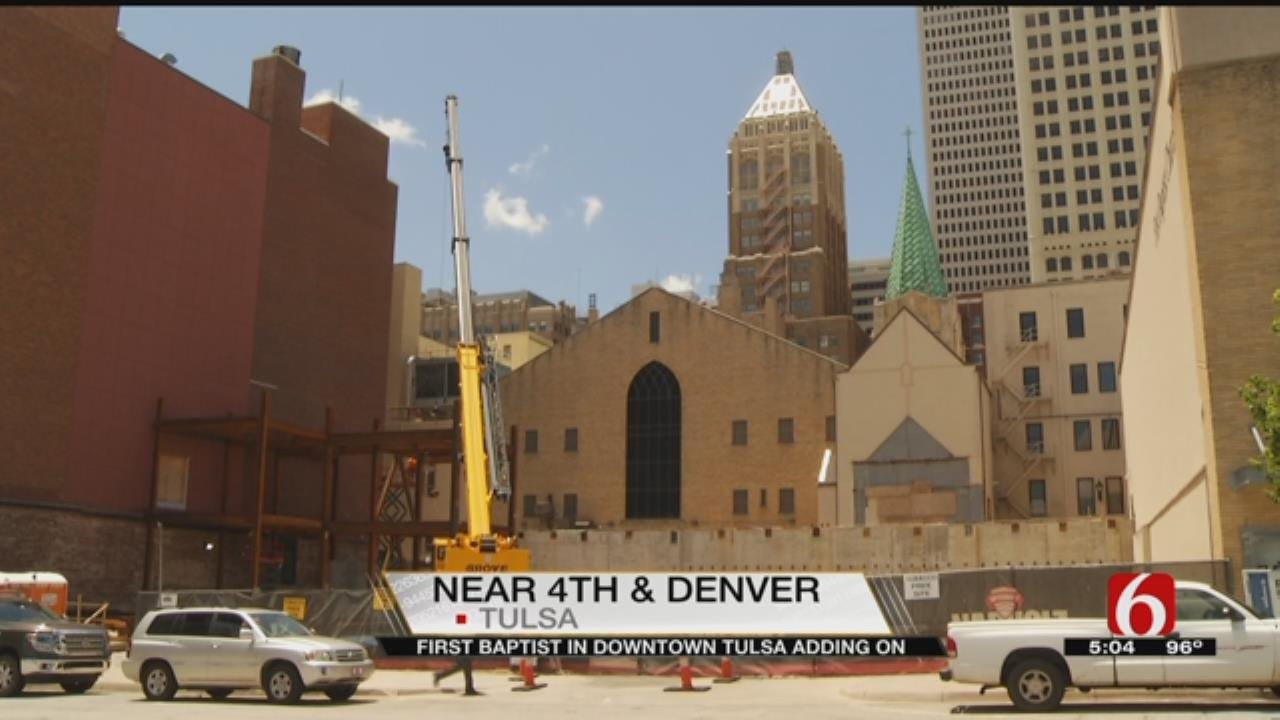 First Baptist Church Renovations To Be Completed By Easter