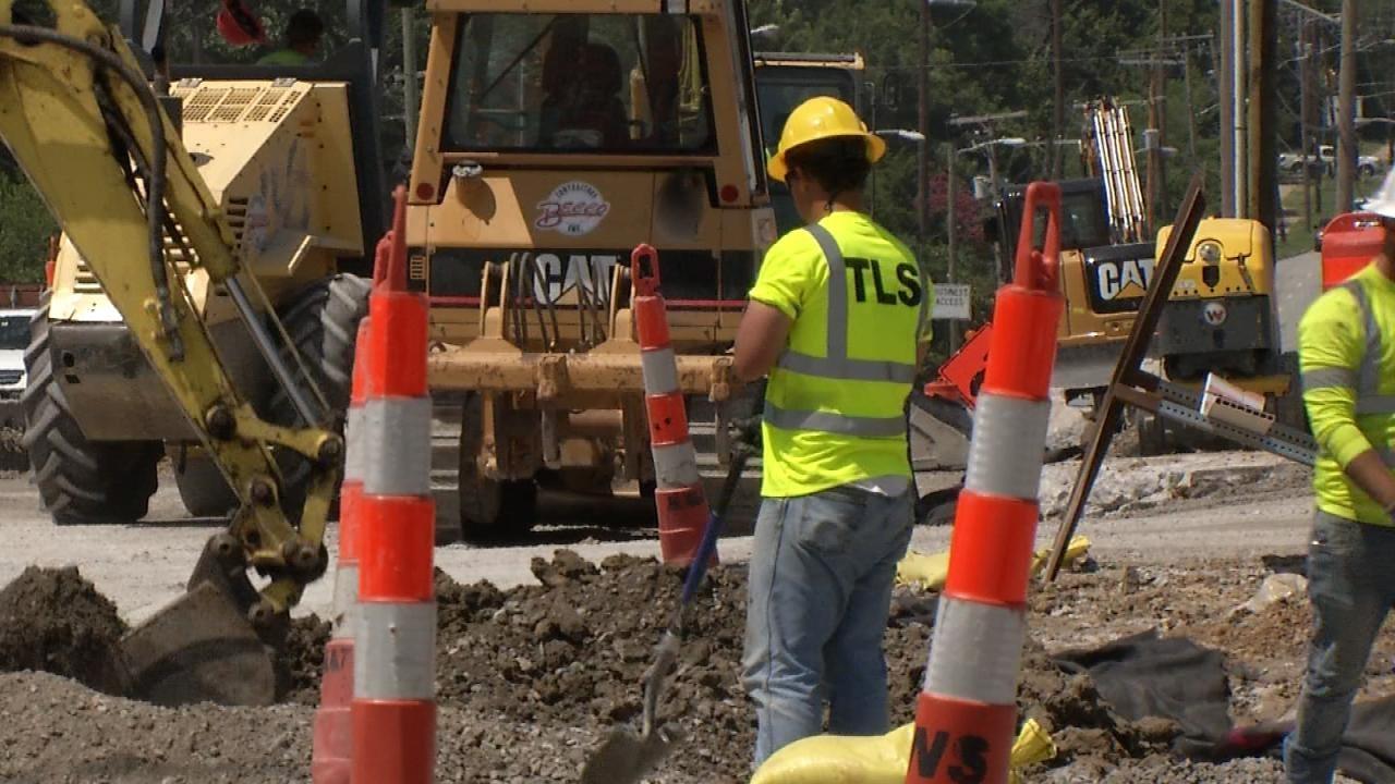 Tulsa Mayor Wants Quicker Progress On City Street Work