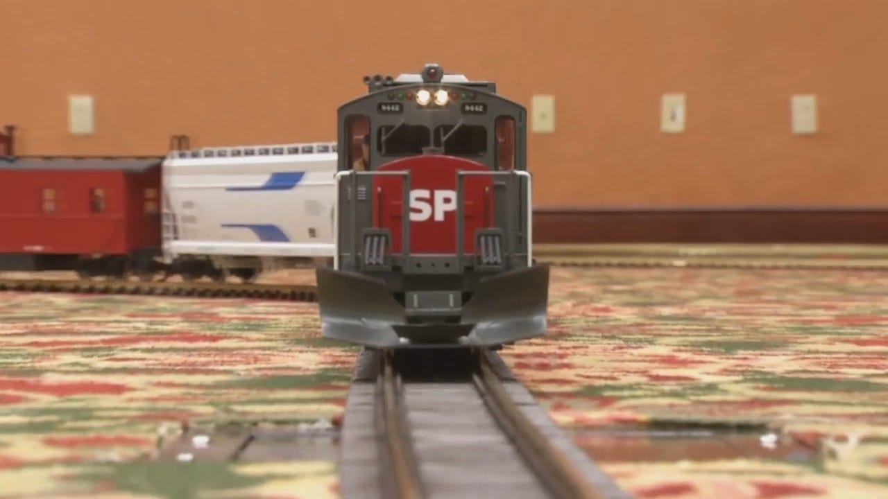 Garden Railroad Layouts Are Available This Week In Tulsa