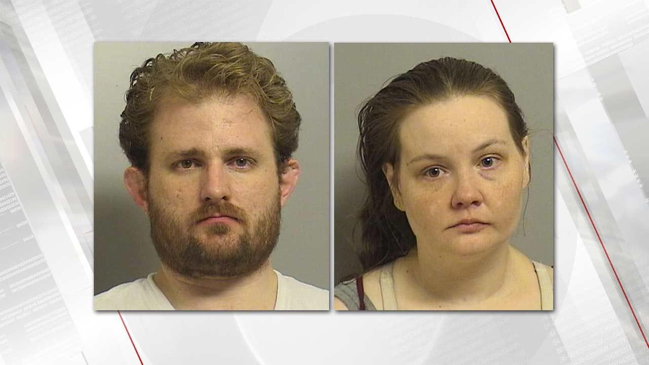 Lori Fullbright Reports On Tulsa Child Neglect Arrests