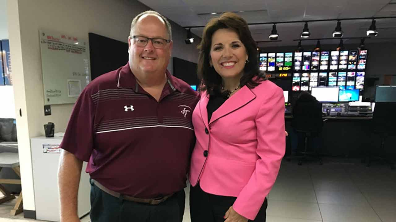 Pack The House With Jenks Football Coach Allan Trimble