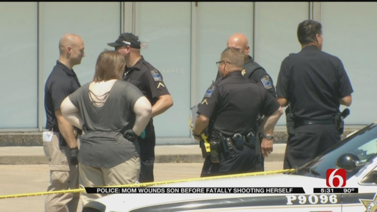 TPD Seeks Answers After Woman Shoots Son, Fatally Shoots Herself