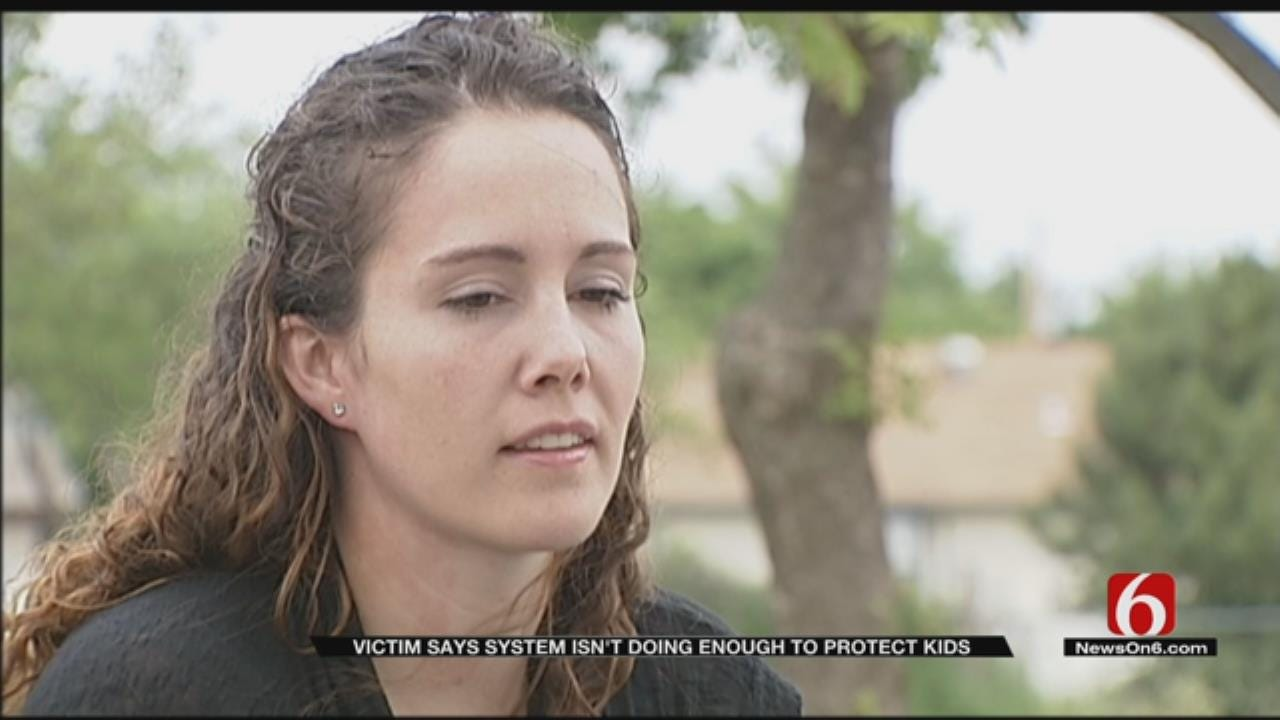 Daughter of Child Molester Speaks Out On Father's Actions