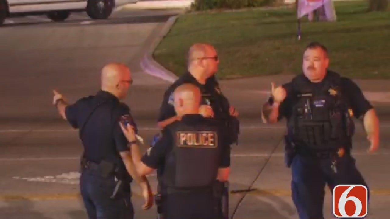Dave Davis Reports On Fatal Tulsa Motorcycle Crash
