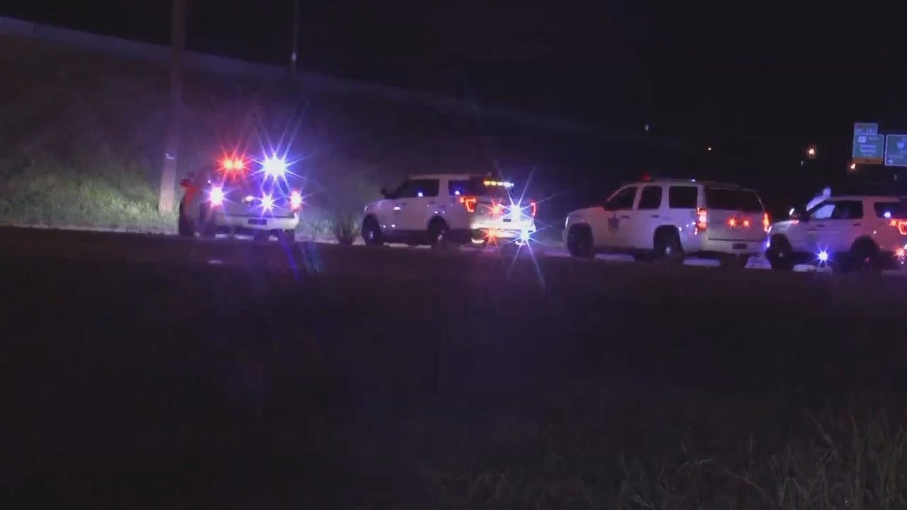 WEB EXTRA: Video From Scene At End Of TCSO Chase