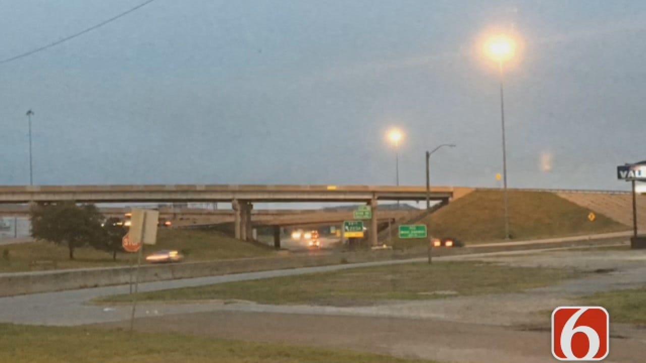 Joseph Holloway Reports On Tulsa Road Closures
