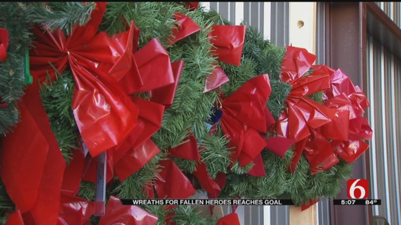 Arkansas Group Donates Wreaths To Lay At Fort Gibson Cemetery