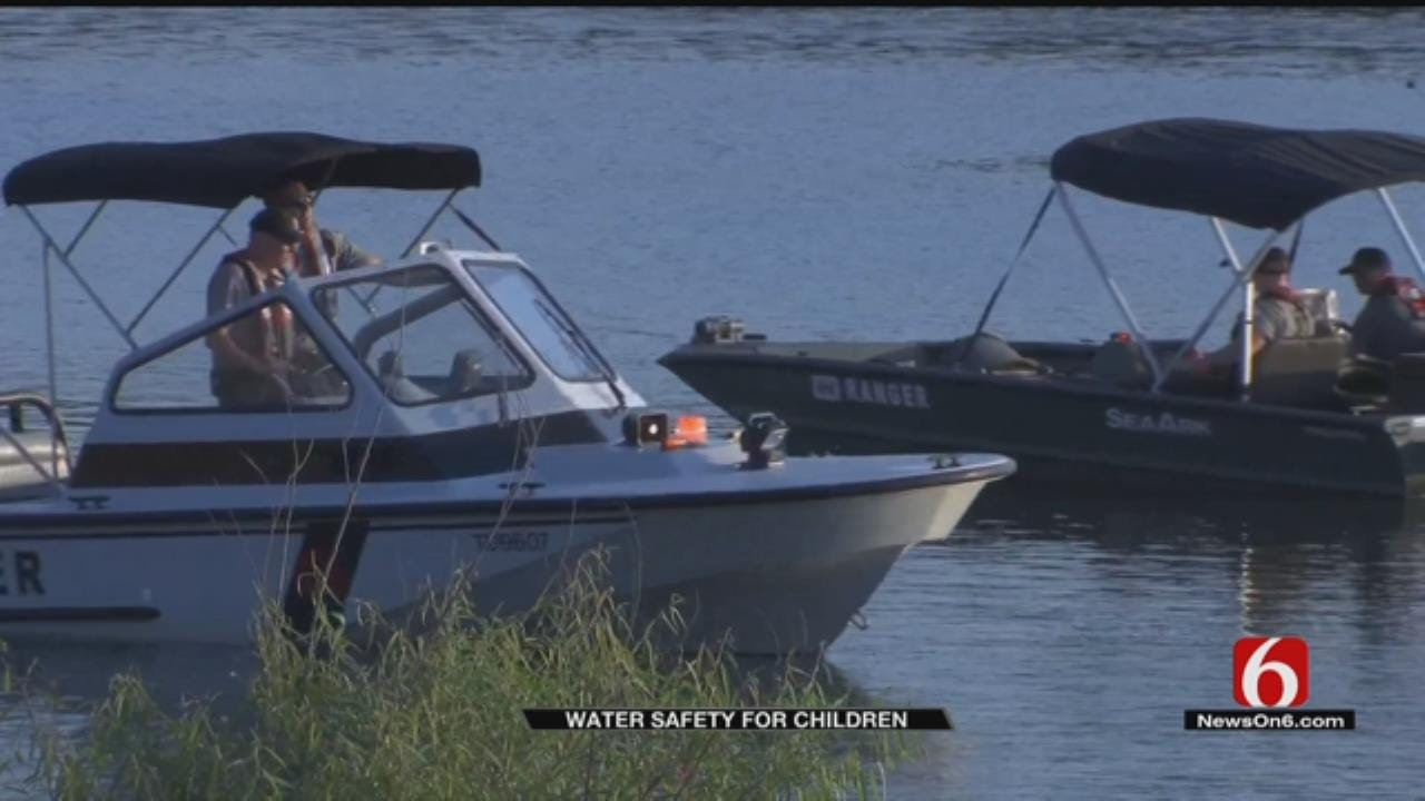 After Toddler's Death, Child Water Safety Urged