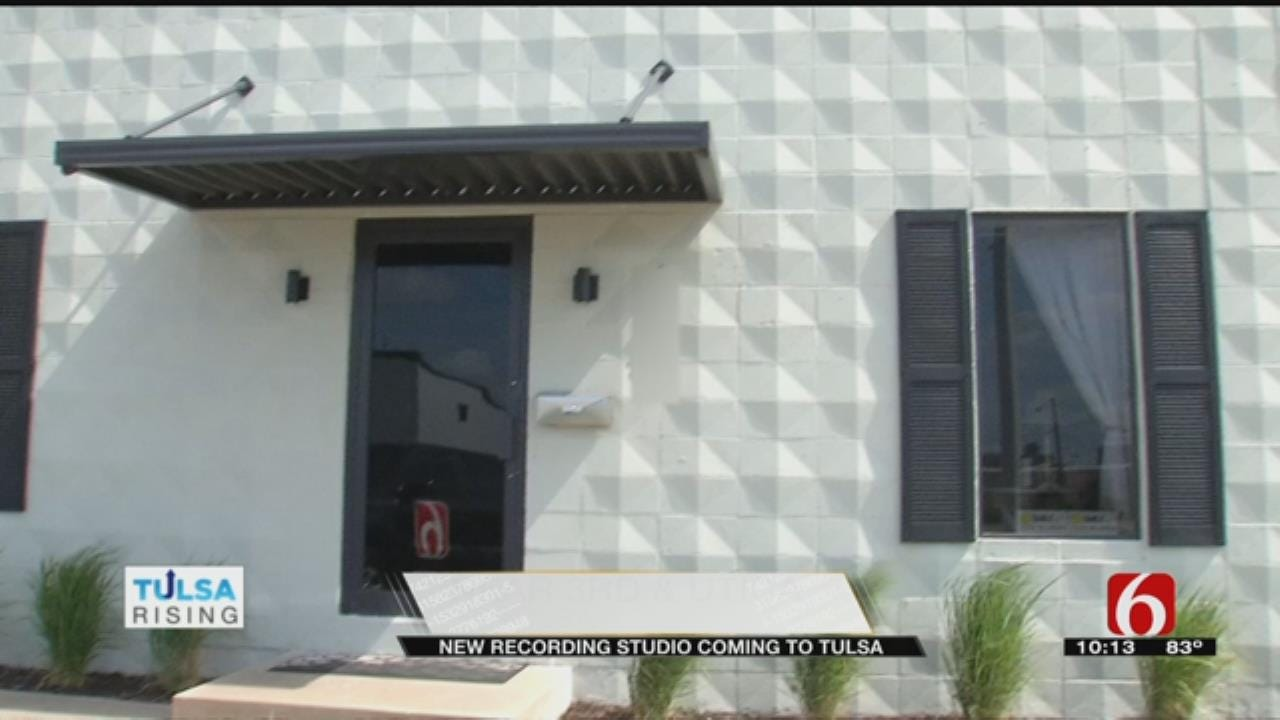 Grammy Winning Artist Opening Recording Space On 'Studio Row'