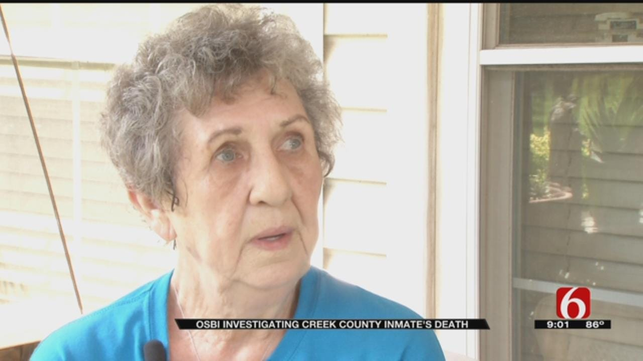 Mother Of Inmate Who Died At Creek County Jail Wants Justice