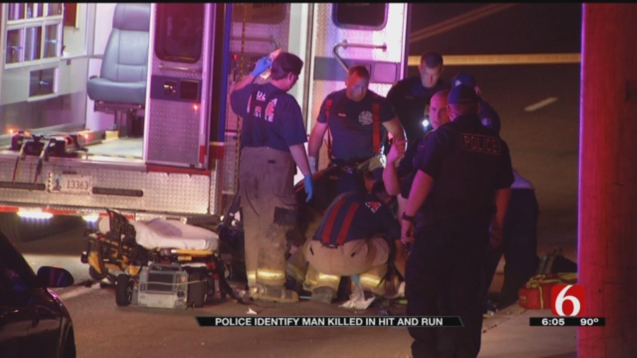 Police Seek Help Finding Driver Who Hit Man