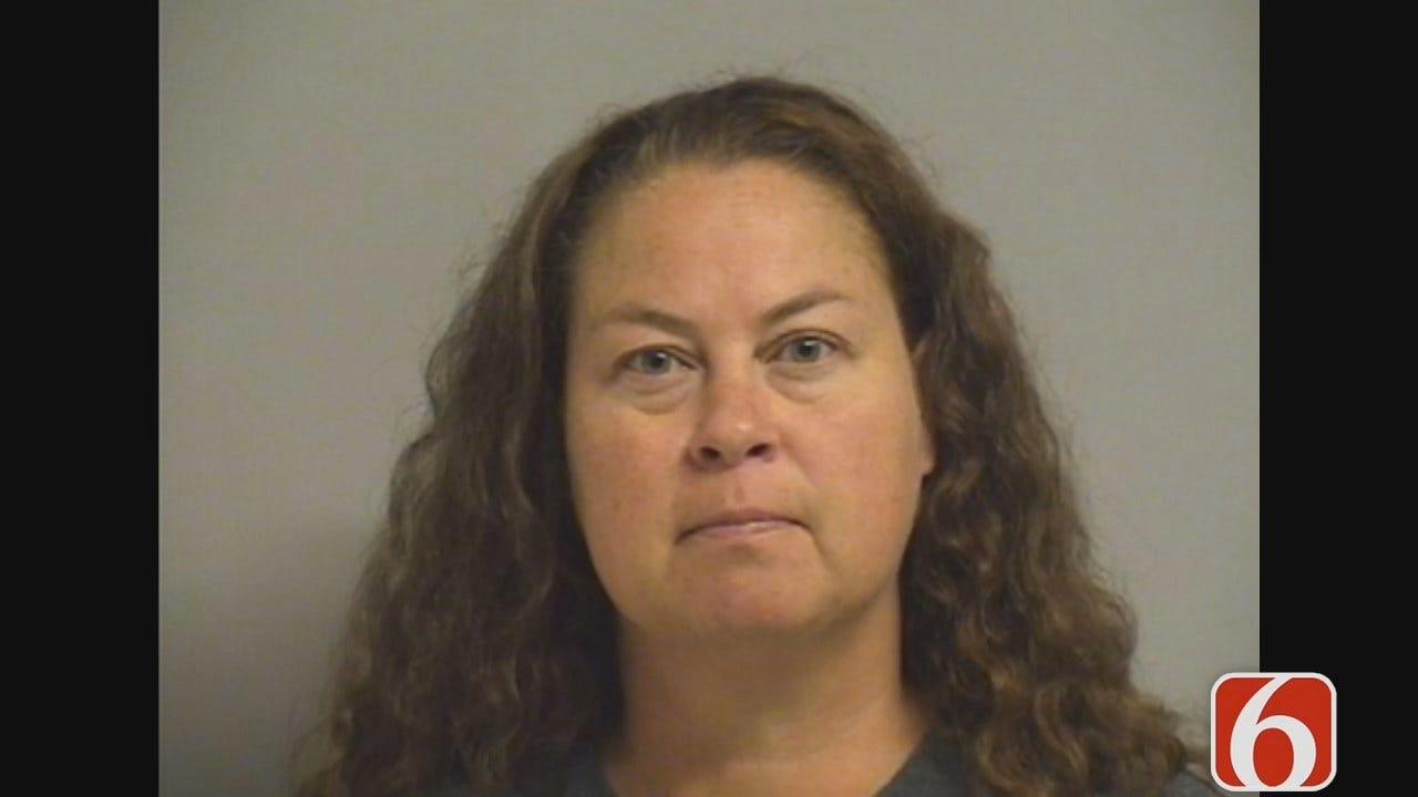 Lori Fullbright Reports On Broken Arrow Woman's DUI Arrest