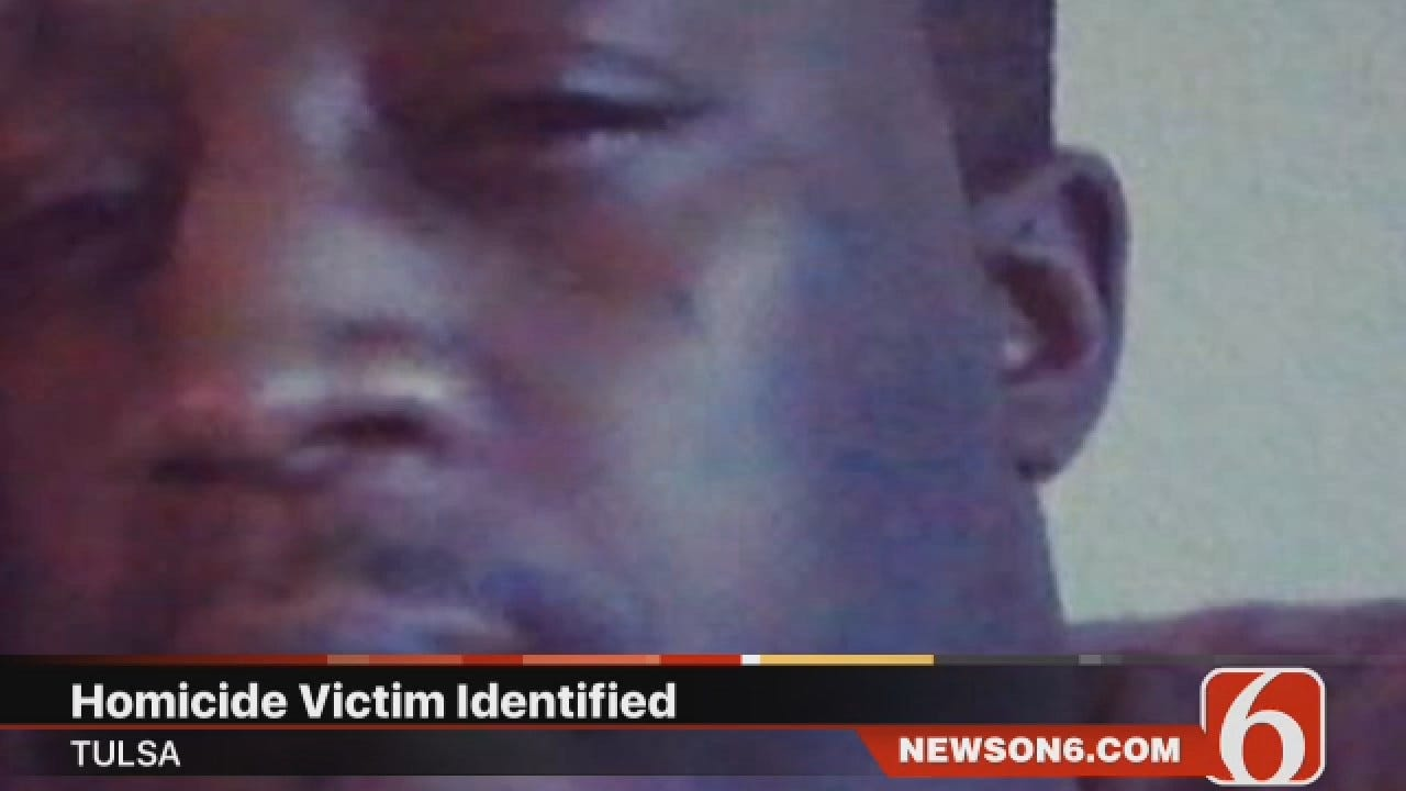 Joseph Holloway Reports Tulsa's Latest Homicide Victim Has Been Identified