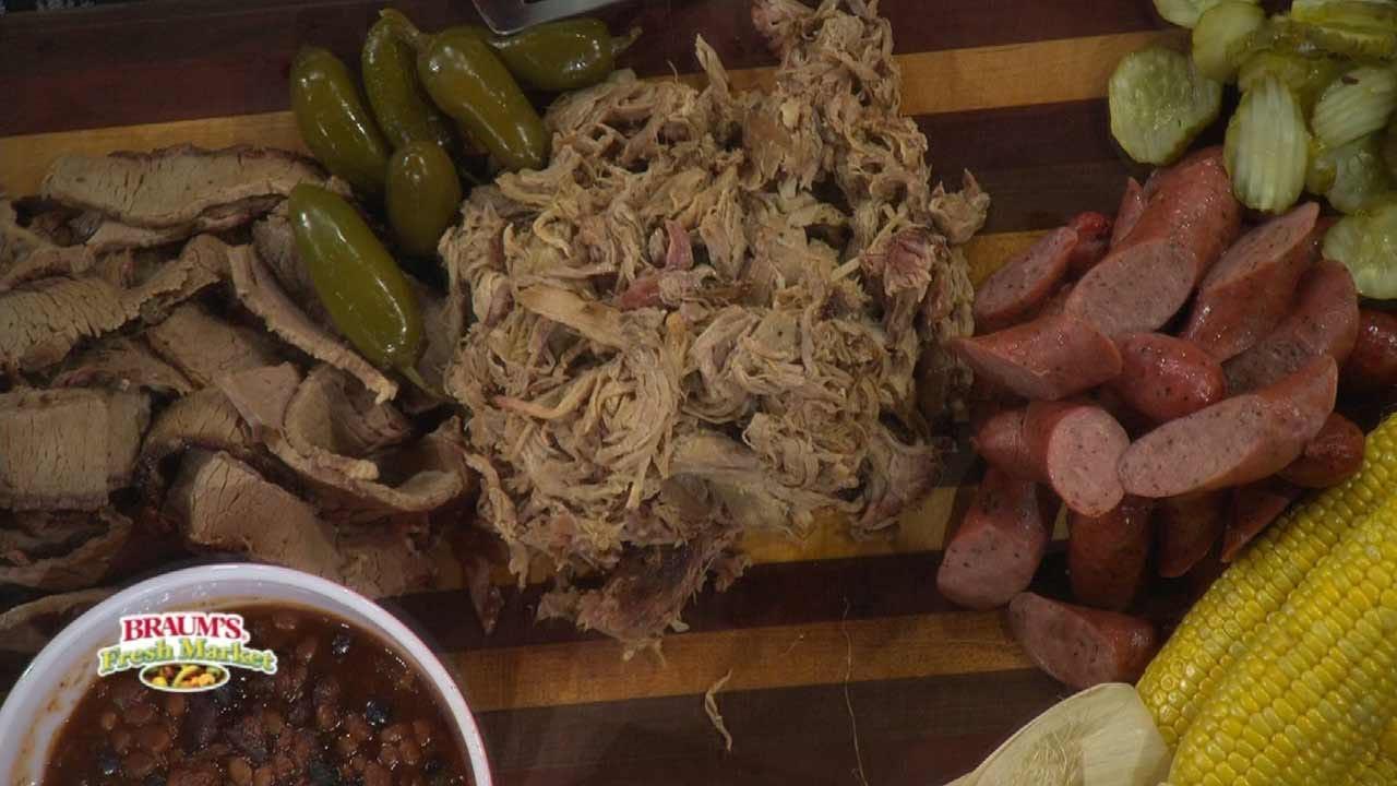Oklahoma Joe's Pork Butt