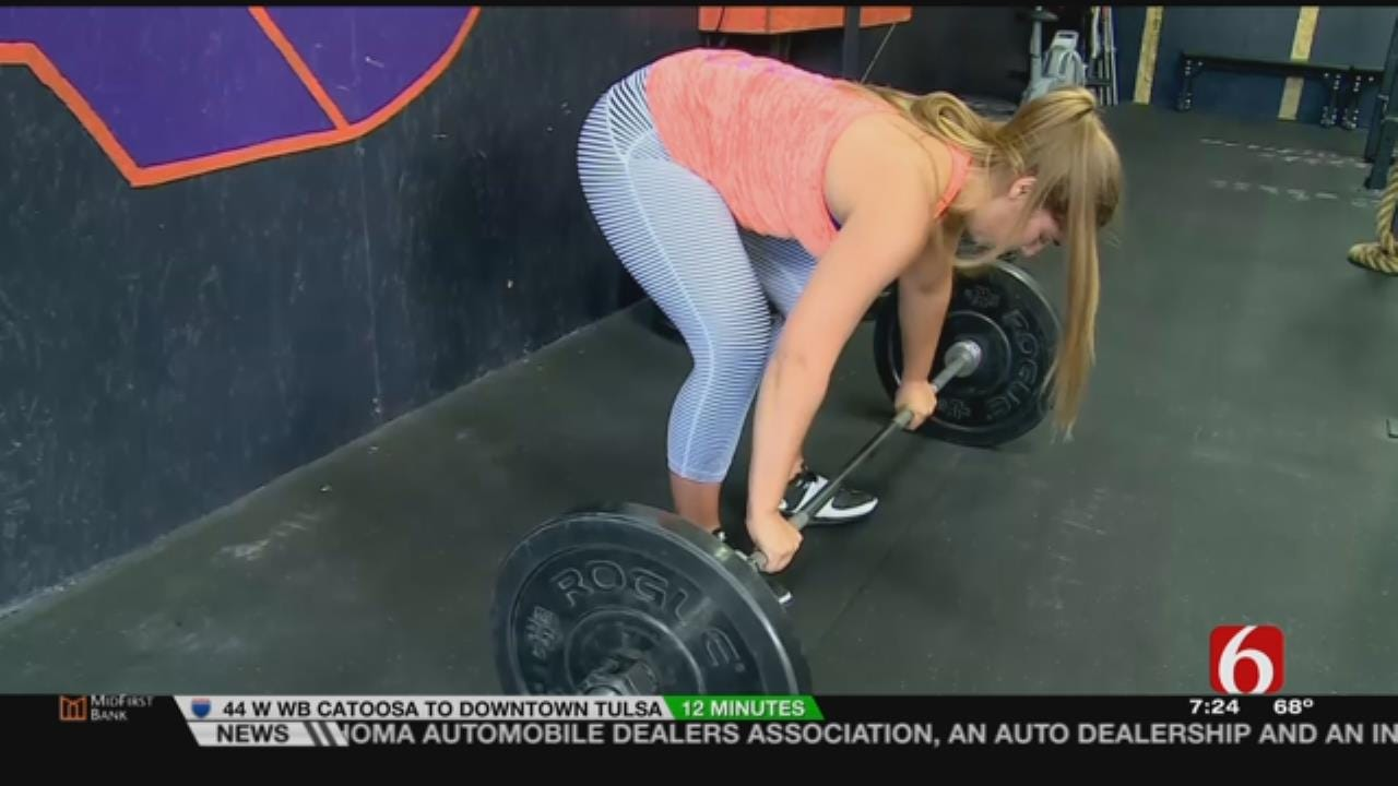Calera Teen Wins Weightlifting National Championship