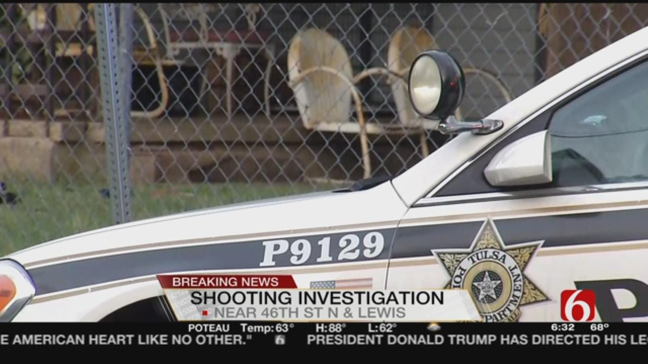 Man, Juvenile Wounded In Tulsa Shooting