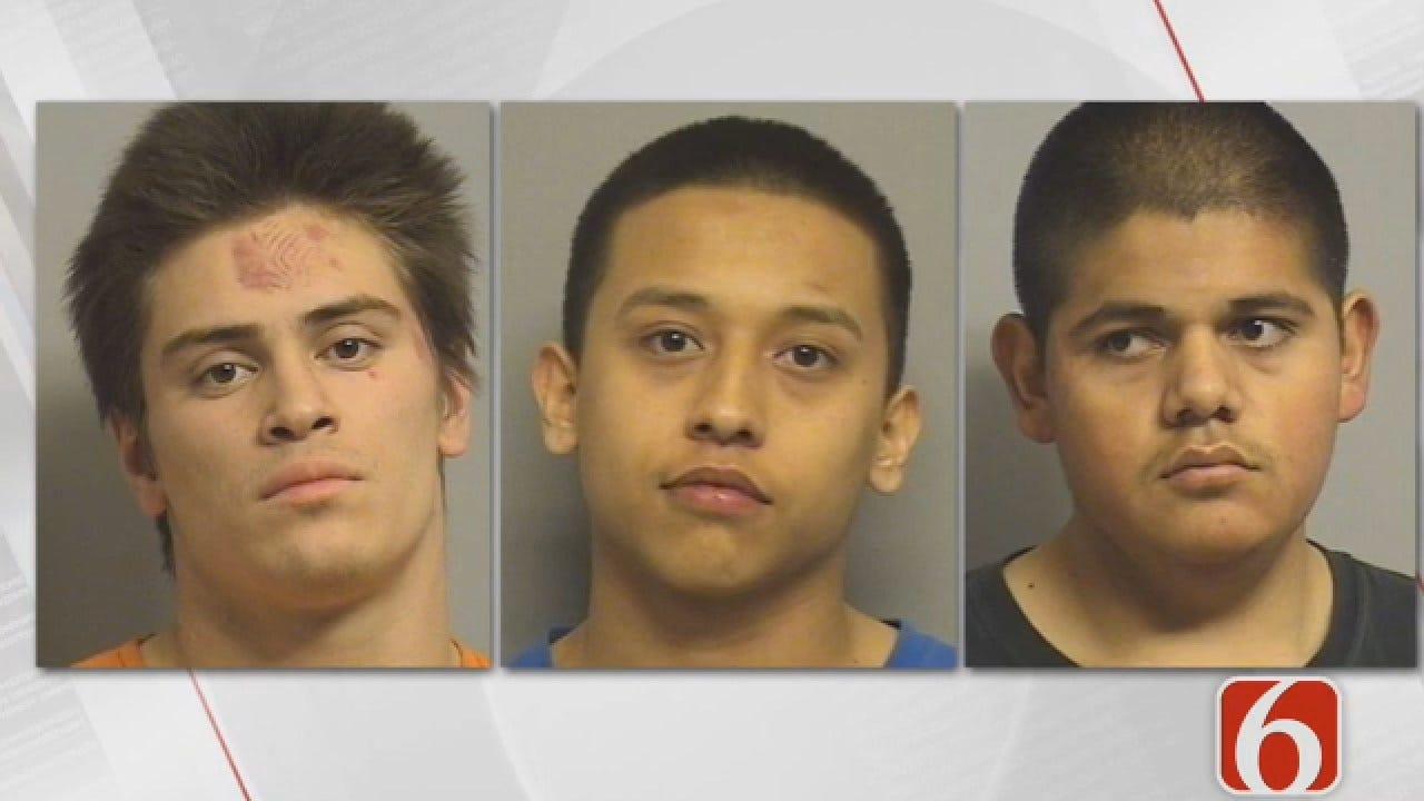 Dave Davis: Three Men In Court For Tulsa Convenience Store Clerk's Death