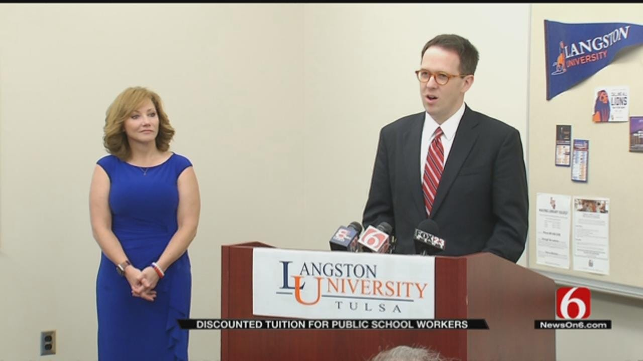 Langston University Announces New Discounted Tuition For Employees
