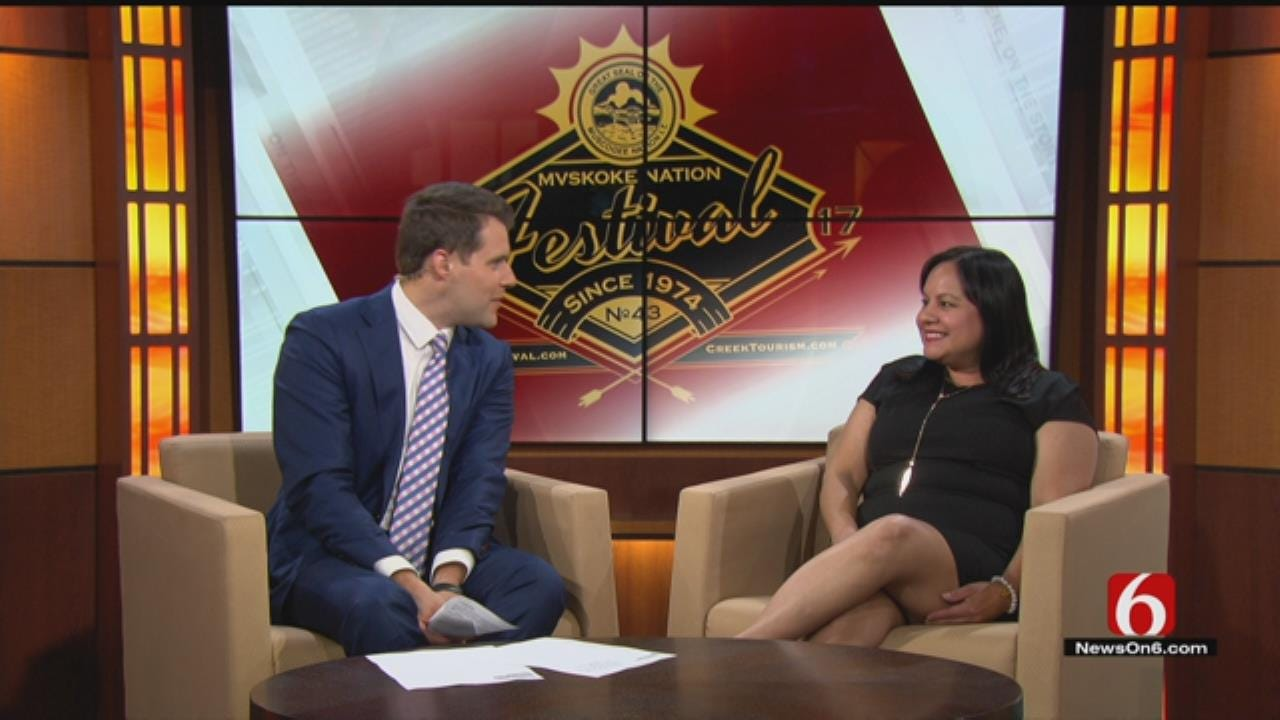 43rd Annual Muscogee Nation Festival Kicks Off This Week