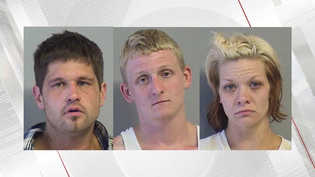 Lori Fullbright: Three Arrested, Accused Of Using Fake Bills At Owasso Restaurant