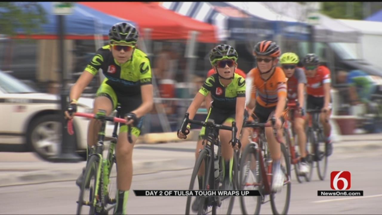 Tulsa Tough Action Switches To Brady District On Day 2