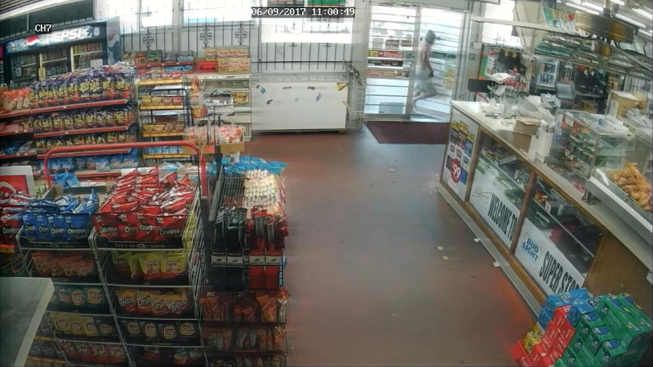 GRAPHIC: TPD Releases Surveillance Video Of Fatal Shooting