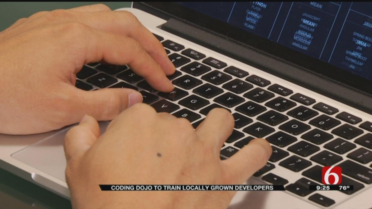 Coding Dojo Will Open Campus In Tulsa This Fall