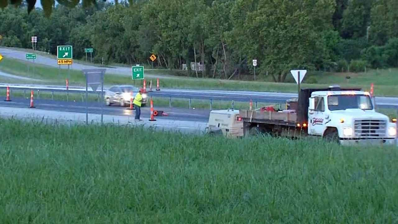 Dave Davis Gives Update On Highway 75 Resurfacing Project