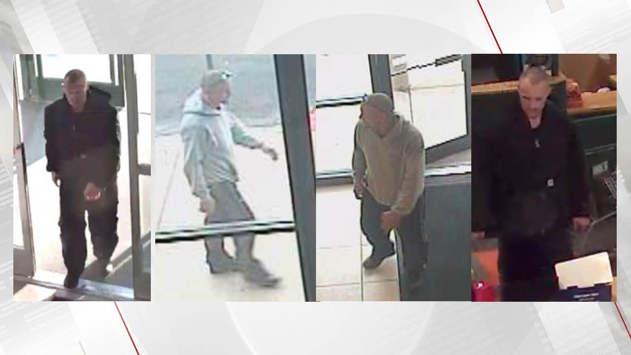 Lori Fullbright Reports On Tulsa Financial Crimes Suspect
