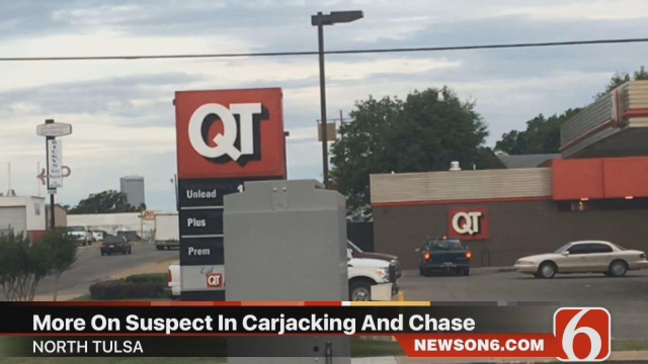 Joseph Holloway: Man Jailed After Carjacking Victim At QuikTrip