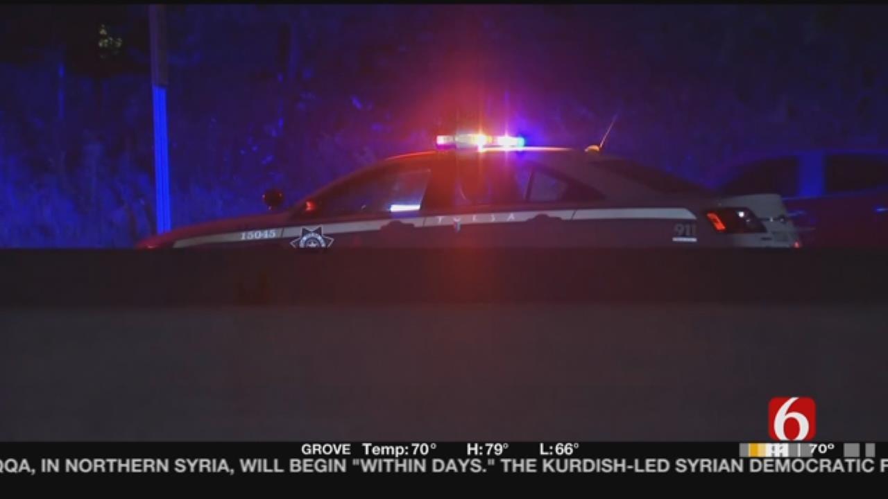 Motorcyclist Killed In Tulsa Wreck Identified