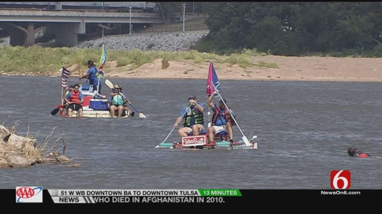 Tulsa's Great Raft Race Early Bird Registration Ends May 31