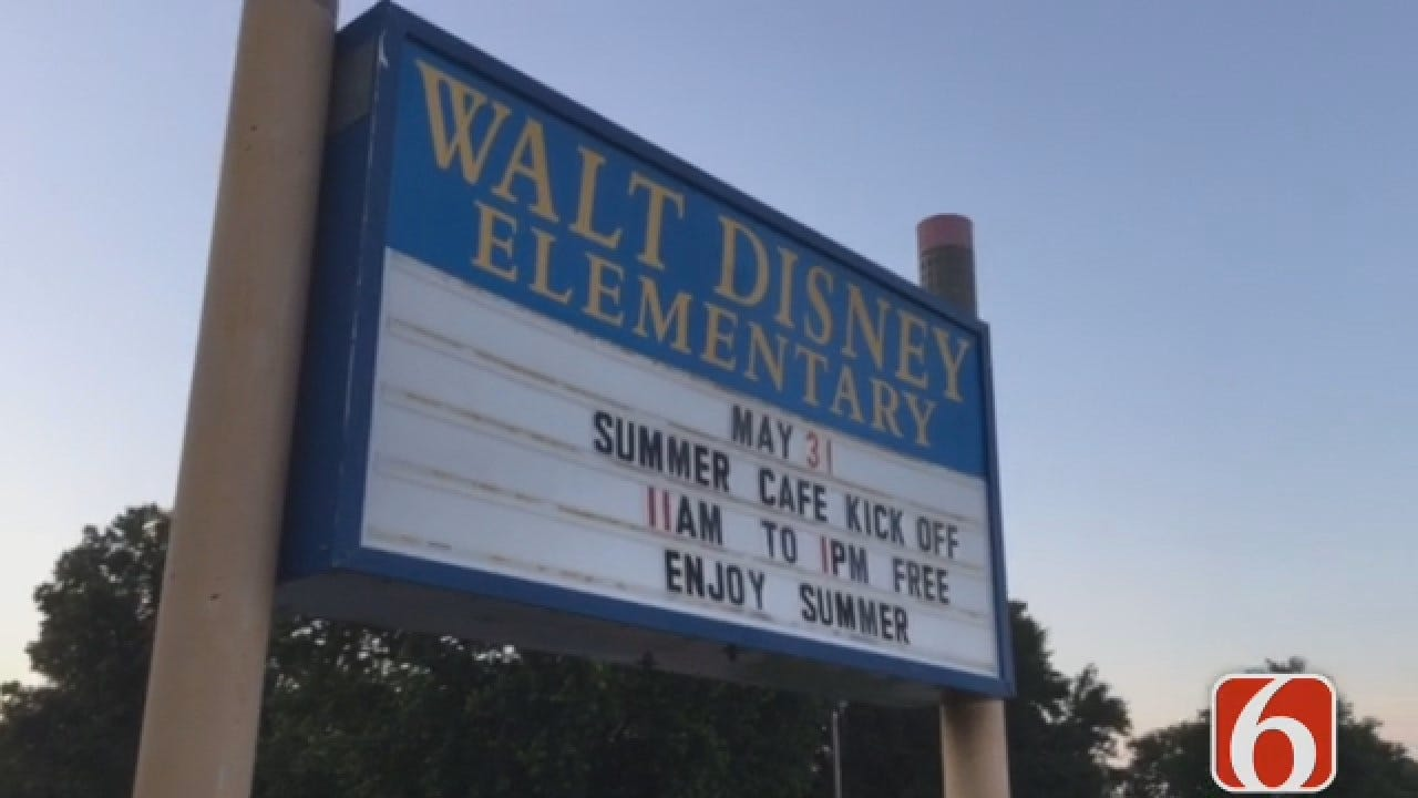 Dave Davis: Free Summer Cafe Kick-Off Party At Tulsa Walt Disney