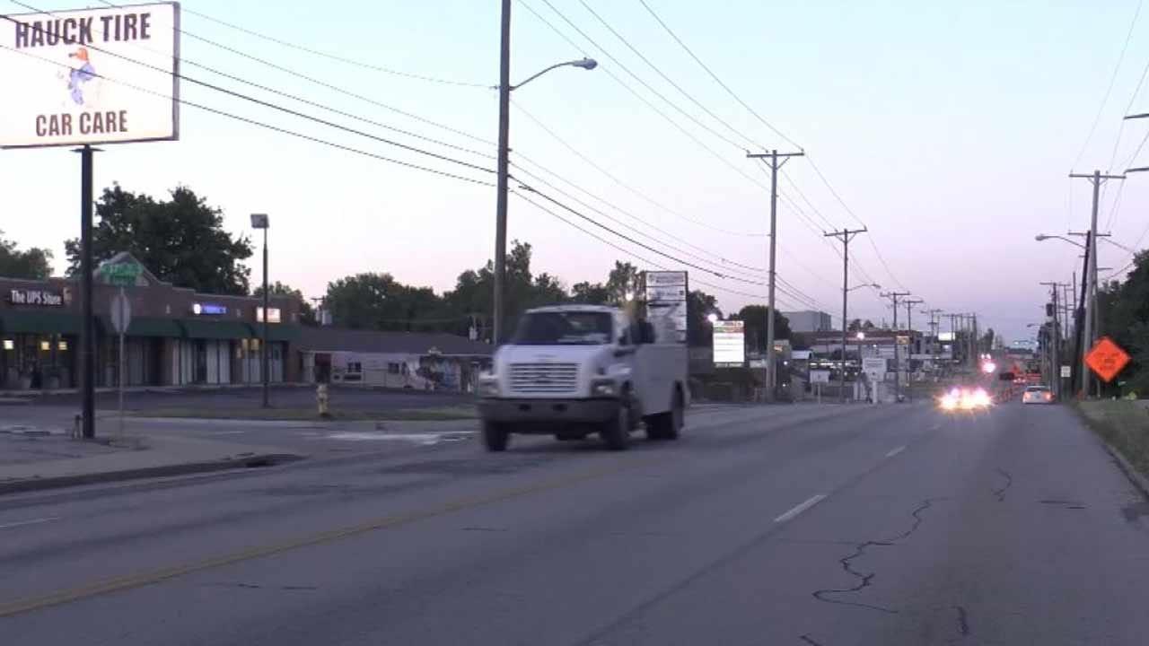 WATCH NOW: Stolen ONG Truck Runs From Law Enforcement