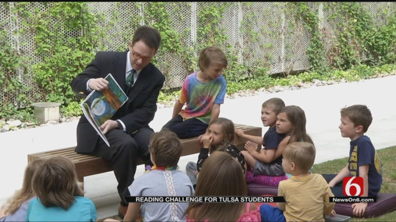 Gathering Place Joins Tulsa Library Summer Reading Program
