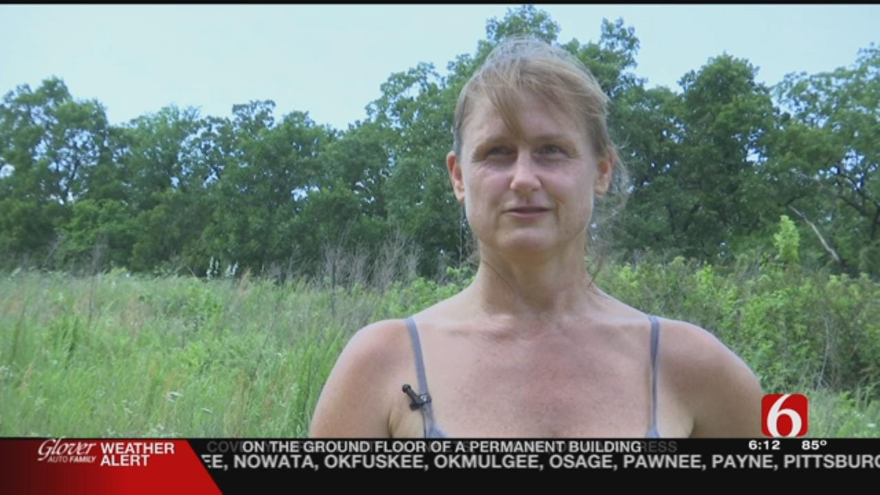 Tulsa Fire Department, River Parks Partner To Make Turkey Mountain Safer For Hikers