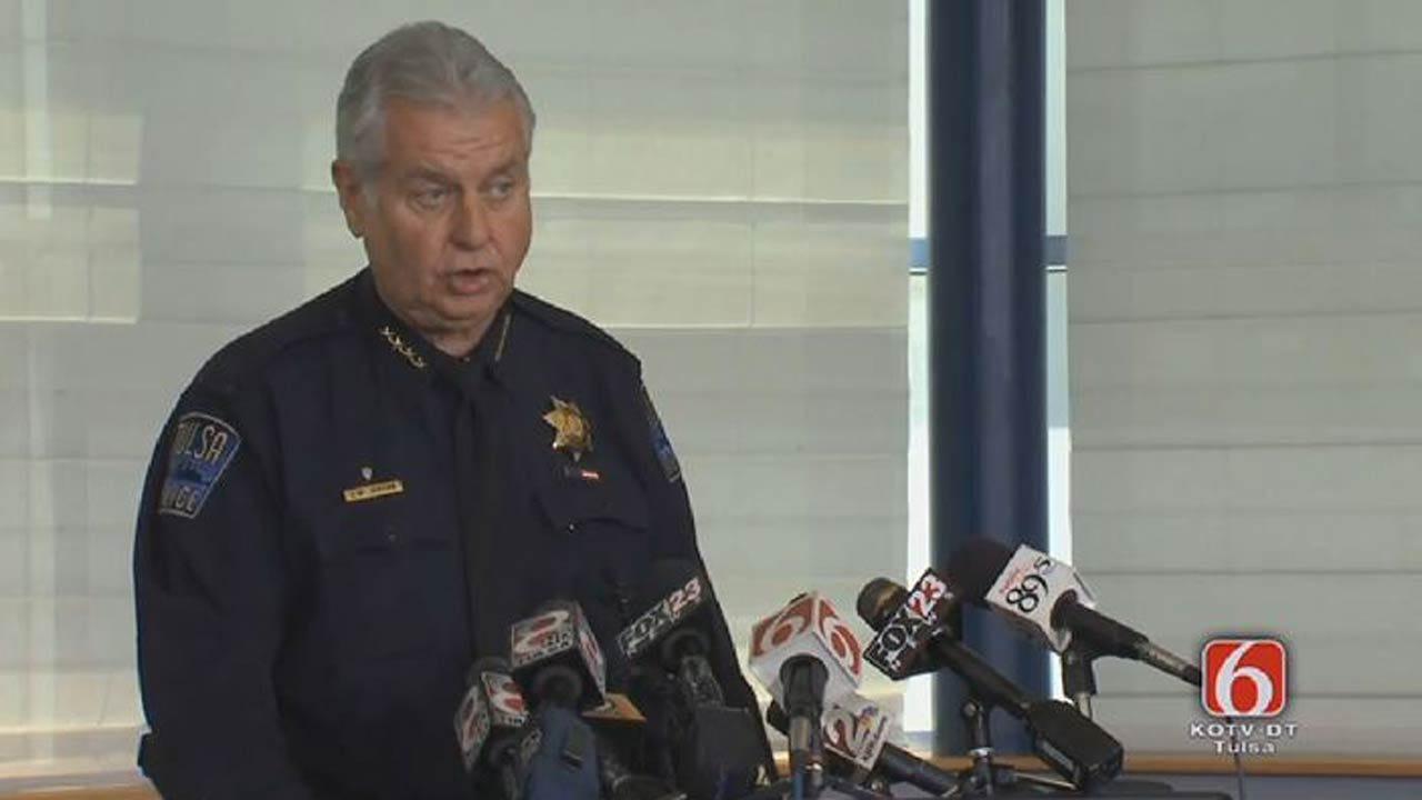 Dave Davis: Tulsa Mayor, Police Chief To Hold News Conference