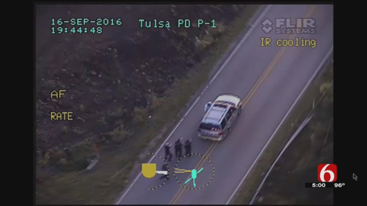 TPD Releases Officer-Involved Shooting Video