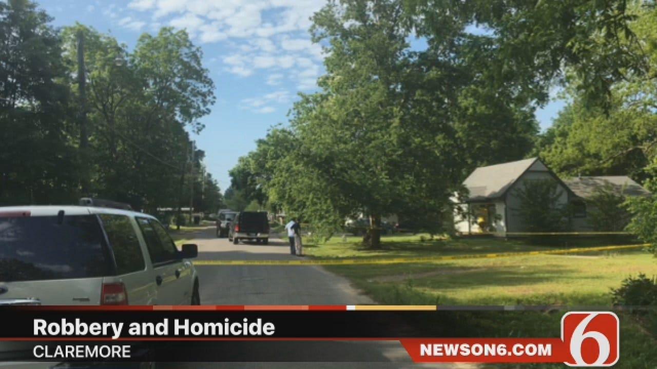 Joseph Holloway: Claremore Homeowner Killed During Home Invasion