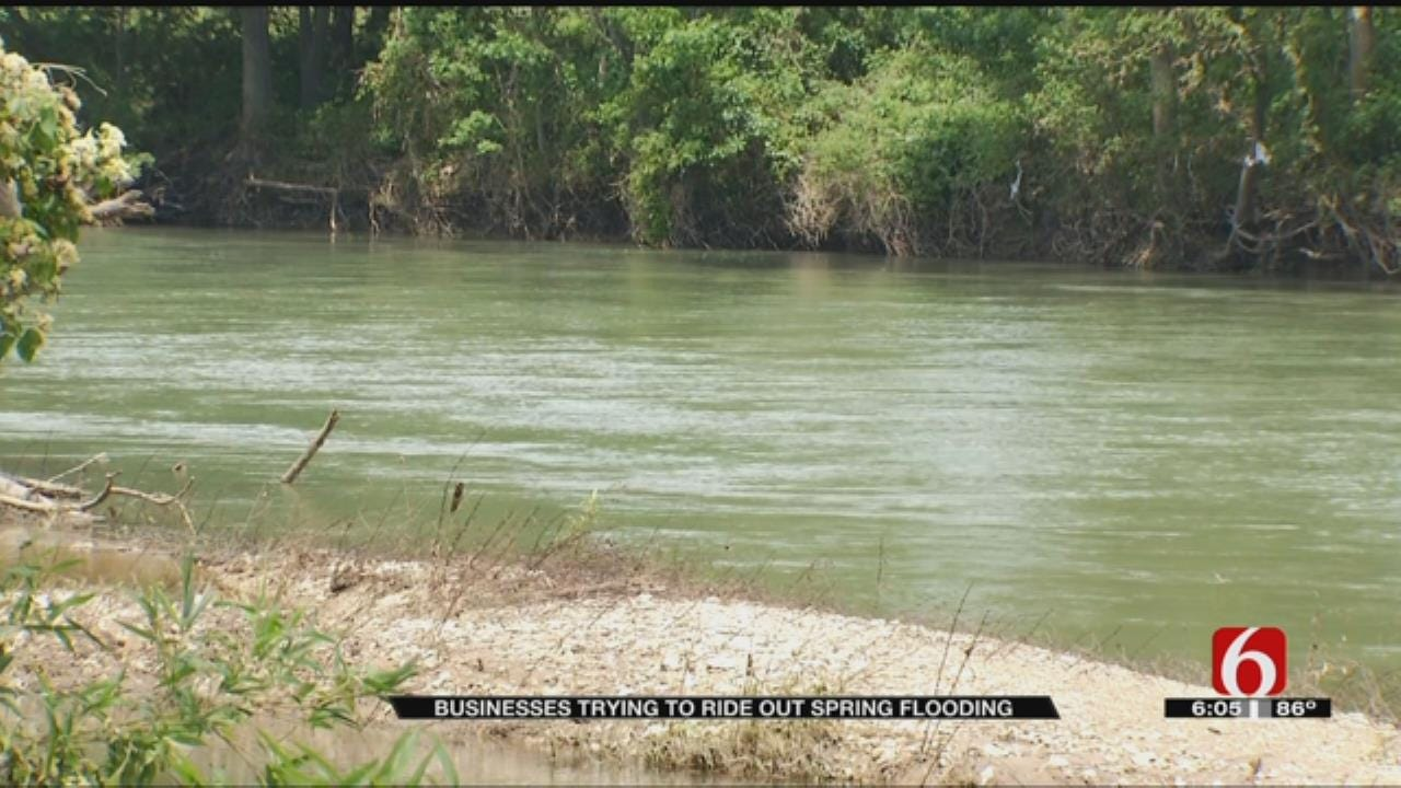 Illinois River Float Businesses Bounce Back From Flooding